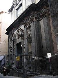 Purgatorio ad Arco, Naples