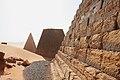 Pyramids at Meroe - Sudan 03.jpg