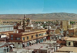Qamishli - Qamishli in 1964