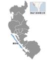 Qijin District Location.PNG