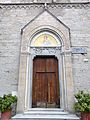 Quarto dei Mille (Genova)-chiesa san giovanni-portone d'ingresso.jpg