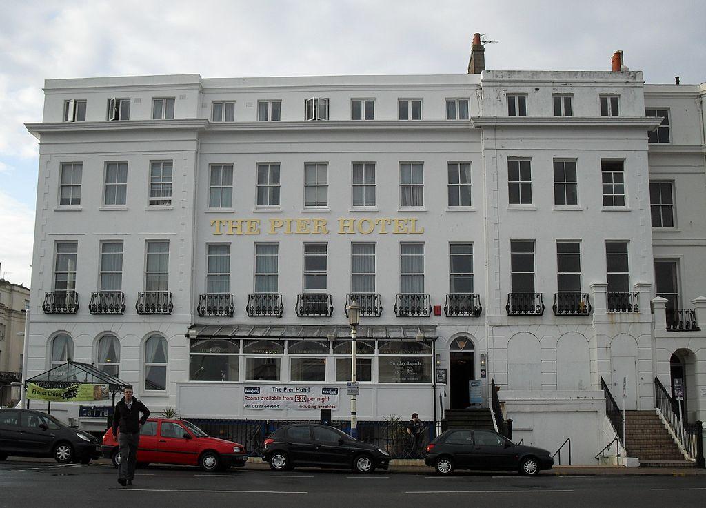 Pier Hotel Eastbourne Reviews