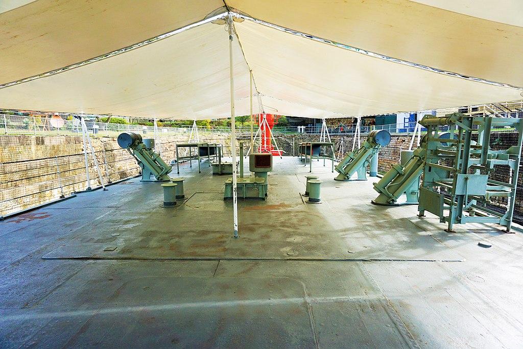 Queensland Maritime Museum - Joy of Museums - HMAS Diamantina (K377) 3