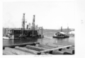 Queensland State Archives 4076 Dredges Brisbane River c 1949.png