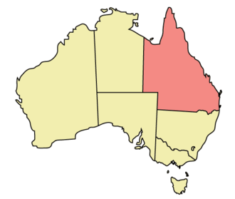 Queensland borders - Queensland, the north-east state of Australia