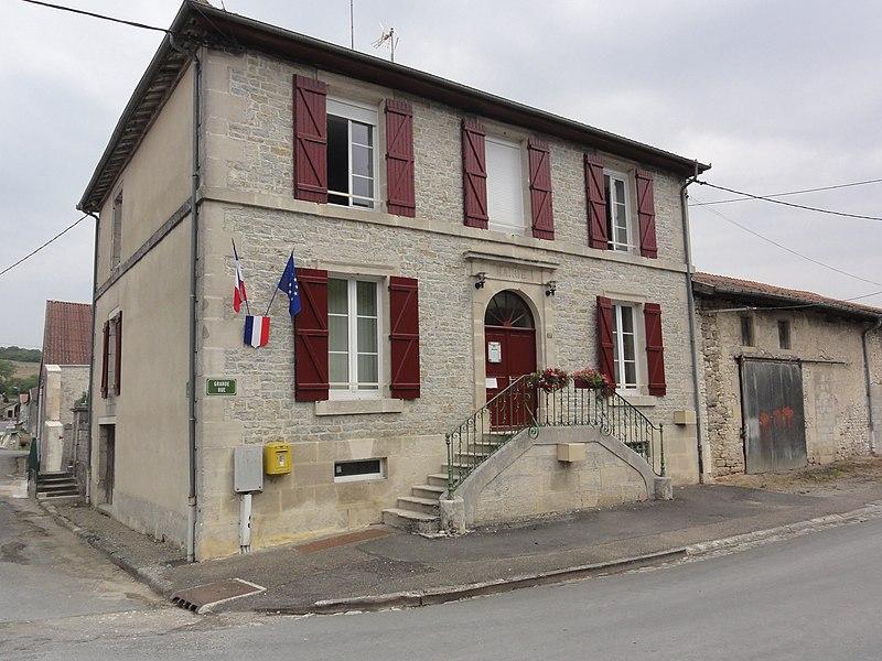 Récicourt (Meuse) mairie