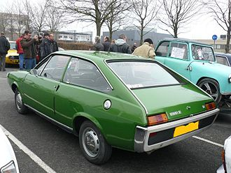 Renault 15 and 17 - Renault 15 (1971–1976)