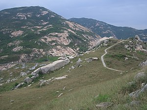 Po Toi - Rock formation - Tortoise Climbing up the Mountain (靈龜上山)