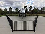 RAAF (A8-142) General Dynamics F111C gate guardian at RAAF Base Wagga (8).jpg