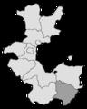 RB Minden 1911-1947 Kreiseinteilung Warburg.png