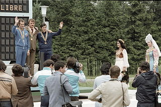 Shooting at the 1980 Summer Olympics – Mixed 50 metre pistol Sports shooting at the Olympics