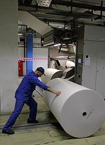 """RIAN archive 388961 Cutting-edge printing complex """"Extra M"""" in Krasnogorsk near Moscow.jpg"""