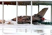 Saudi Tornado during Gulf War