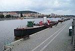 Rašínovo nábřeží, (A)void Floating Gallery a Petřín.jpg