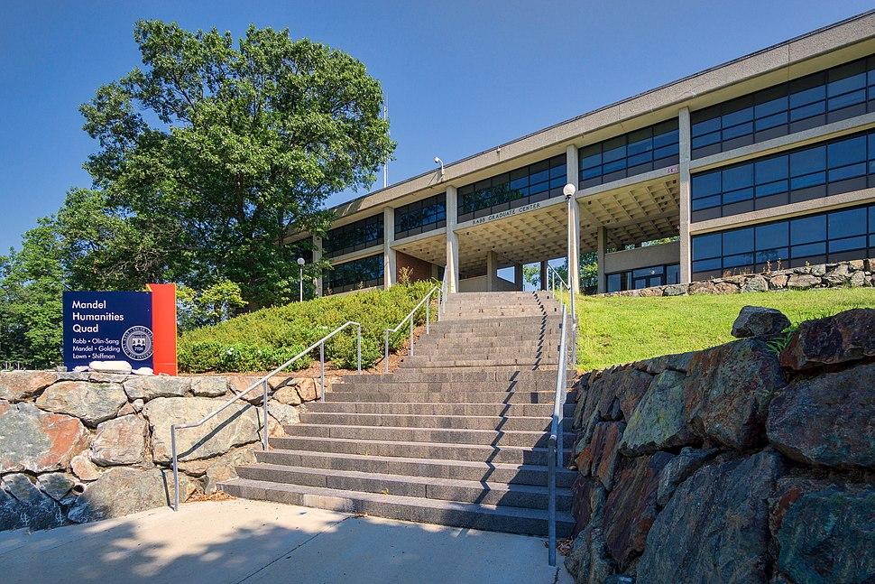 Rabb Graduate Center, Brandeis University