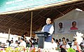 Radha Mohan Singh addressing the gathering at the inauguration of the College of Veterinary Sciences & Animal Husbandry of Central Agricultural University (CAU), in Nagaland (1).jpg