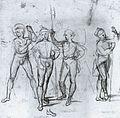 Raffaello, uomini con alabarda.jpg