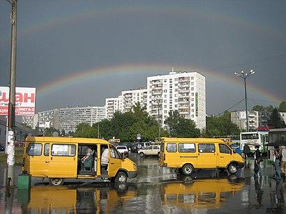 Как доехать до Крюковская площадь на общественном транспорте