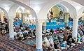 Ramadan 1439 AH, Qur'an reading at Jameh Mosque of Sanandaj - 29 May 2018 02.jpg