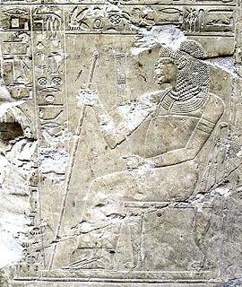 Ramose (TT55) Egyptian vizier