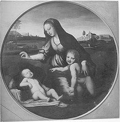 Madonna mit dem Schleier (Kopie nach)