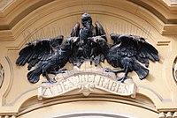 Ravens above doorway (11976518075).jpg