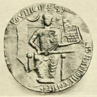 Constance of France, Countess of Toulouse - Constance's son Raymond VI, Count of Toulouse
