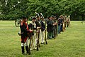 Re-enactors, from American Revolution to modern era, Springfield Armory.jpg