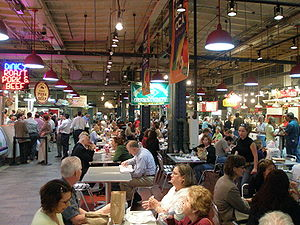 Reading Terminal Market - Center Court