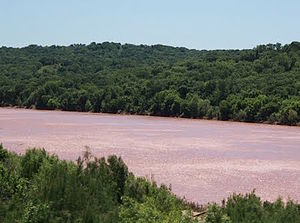 Albion, Texas - Red River, Texas