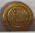 Regno longobardo, emissione aurea di cuniperto, zecca di pavia, 688-700, 03.JPG