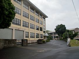 Reimei Junior High School and High School.JPG