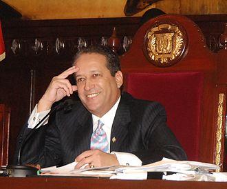 Reinaldo Pared Pérez - Pared Pérez in 2009