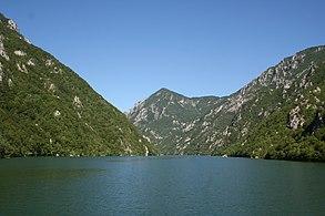 Reka Drina, Perućac-Višegrad 044.jpg