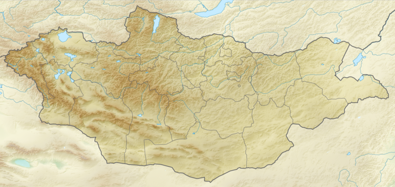 Fájl:Relief map of Mongolia.png