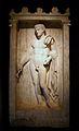 Relleu funerari grec, exposició La Bellesa del Cos, MARQ.JPG