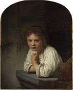Rembrandt Harmensz van Rijn - Girl at a Window - Google Art Project.jpg