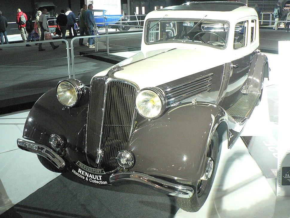 RenaultNervaSport typeZC4