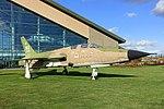 Republic F-105G Thunderchief, 1955 - Evergreen Aviation & Space Museum - McMinnville, Oregon - DSC00442.jpg