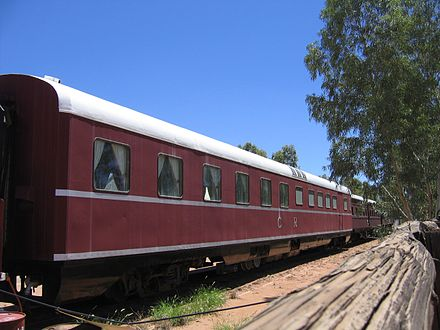 The Ghan - WikiMili, The Free Encyclopedia