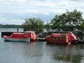 Rettungsboote der Seemannschule Travemünde-Priwall - 2008.png
