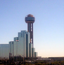 Reunion tower from crowley.jpg