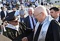Reuven Rivlin receives an honorary degree from Ariel University, June 2021 (GPOABG 3448).jpg