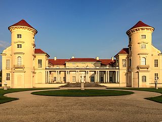 Rheinsberg Palace palace