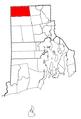 Rhode Island Municipalities Burrillville Highlighted.png