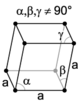 Rhombohedral