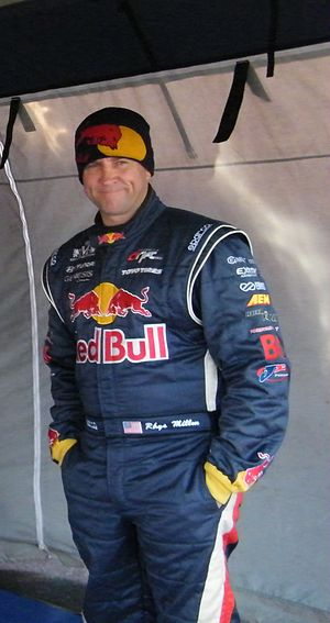 Rhys Millen - Image: Rhys Millen New Jersey Round 3 2010 002