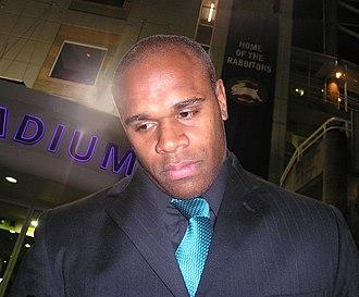 Rhys Wesser - Wesser in 2005