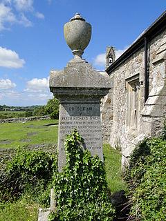 Richard Owen (minister) Welsh Calvinistic Methodist minister and preacher