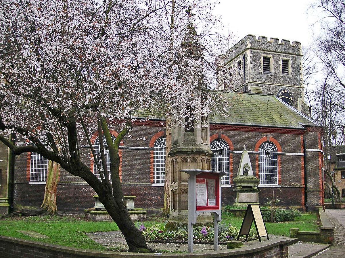 St Mary Magdalene Richmond Wikipedia